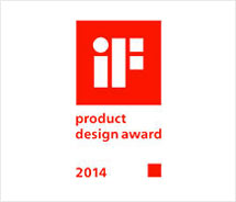 Messung Erfi Award - iF Product Design Award 2014