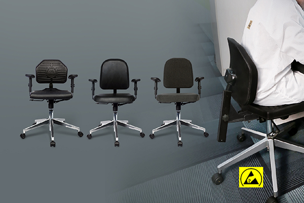 Five Key Elements to Remember Before Deciding ESD Safe Chair